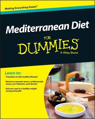 Mediterranean Diet for Dummies By Comsumer Dummies